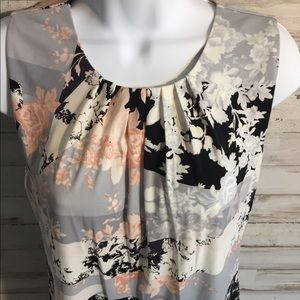 PL Calvin Klein sleeveless top.